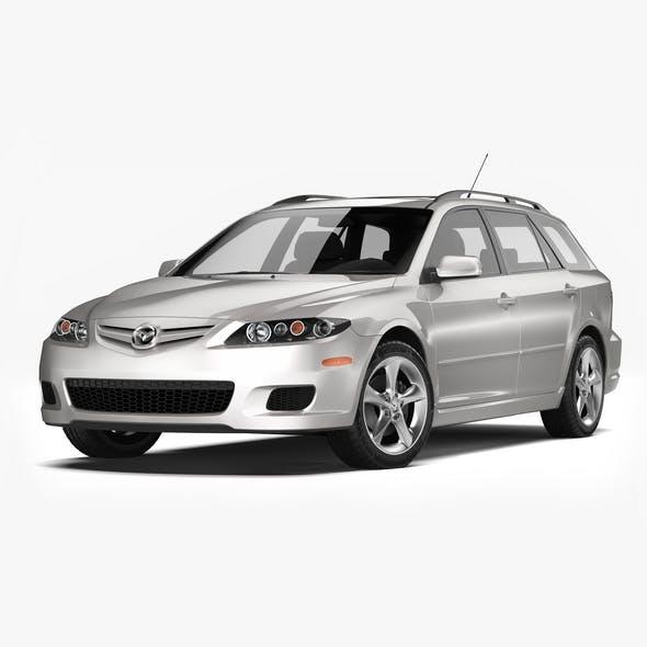 Mazda 6 Sport Wagon 2004