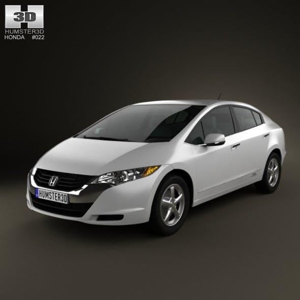 Honda FCX Clarity 2010  - 3DOcean Item for Sale