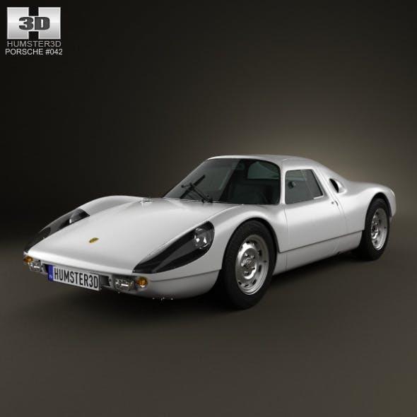 Porsche 904 1964 - 3DOcean Item for Sale