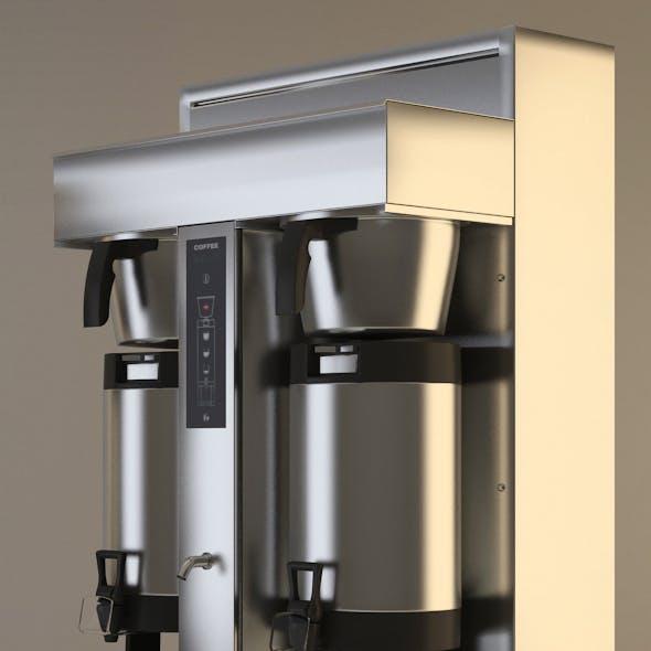 Industrial Coffee Maker