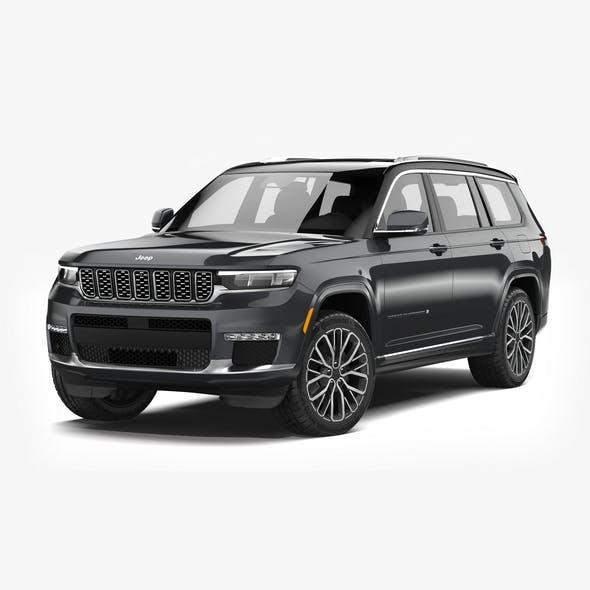 Jeep Grand Cherokee L 2022