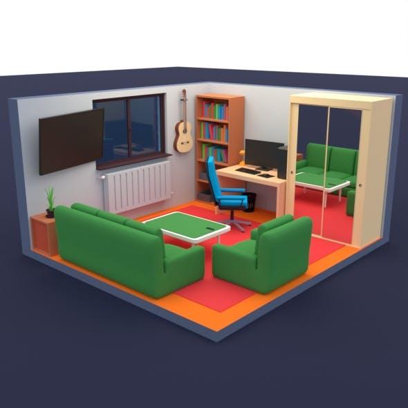 Room, Office