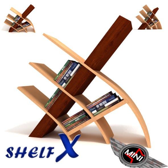 ShelfX Lowpoly