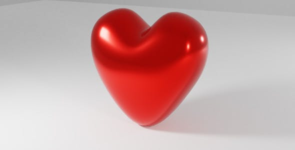 Heart (Valentine's day) - 3DOcean Item for Sale
