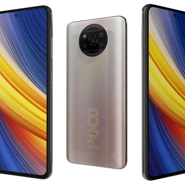 Xiaomi Poco X3 Pro Metal Bronze