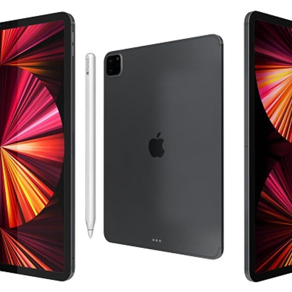 Apple iPad Pro 11 2021 Space Gray