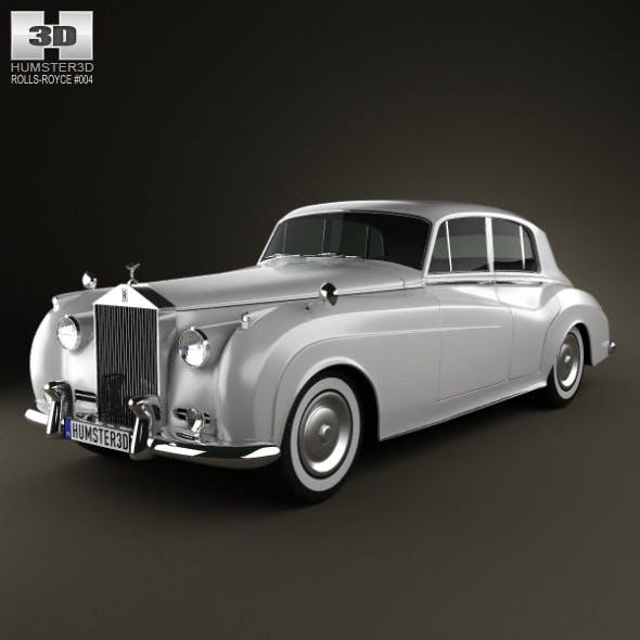 Rolls-Royce Silver Cloud II saloon 1959