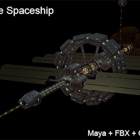 Near-Future Spaceship