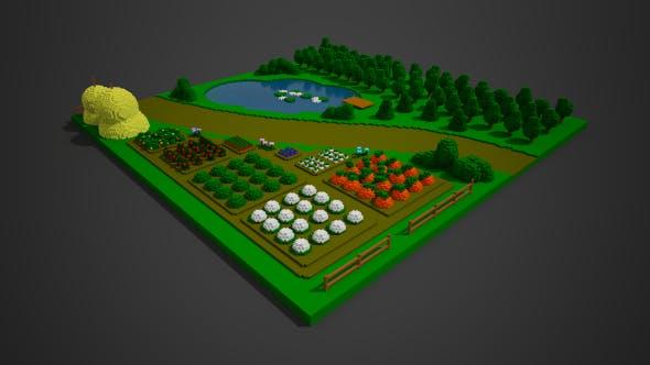 Voxel Farm - 3DOcean Item for Sale