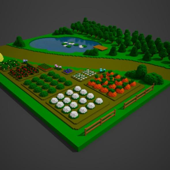 Voxel Farm