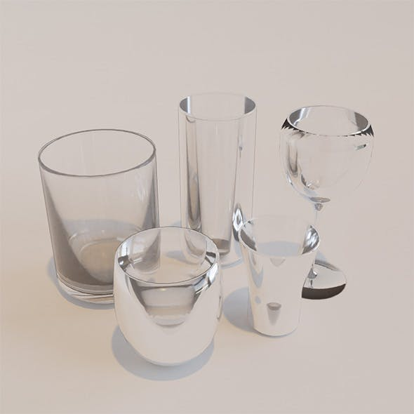 Glass Collection Pack