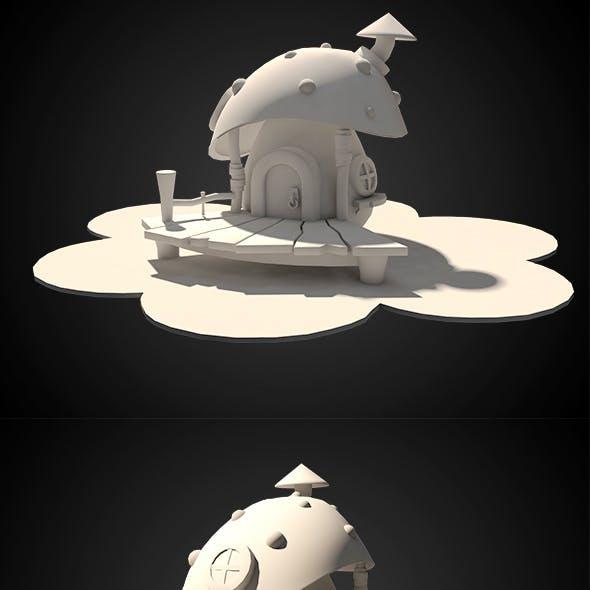 mushroom_house_3d