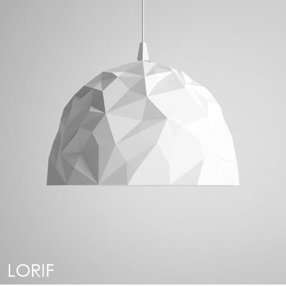 Foscarini Rock pendent lamp