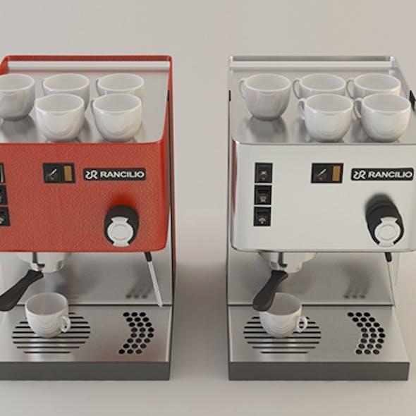 Espresso Machine Rancilio