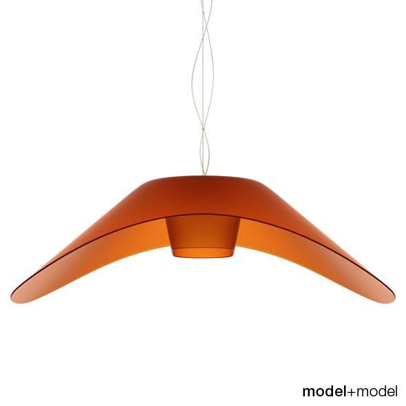 Foscarini Fly-Fly suspension lamp - 3DOcean Item for Sale