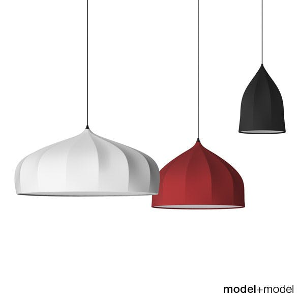 Moooi Dome suspension lamps