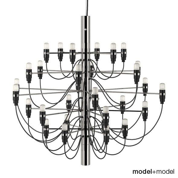 Flos 2097 chandelier - 3DOcean Item for Sale