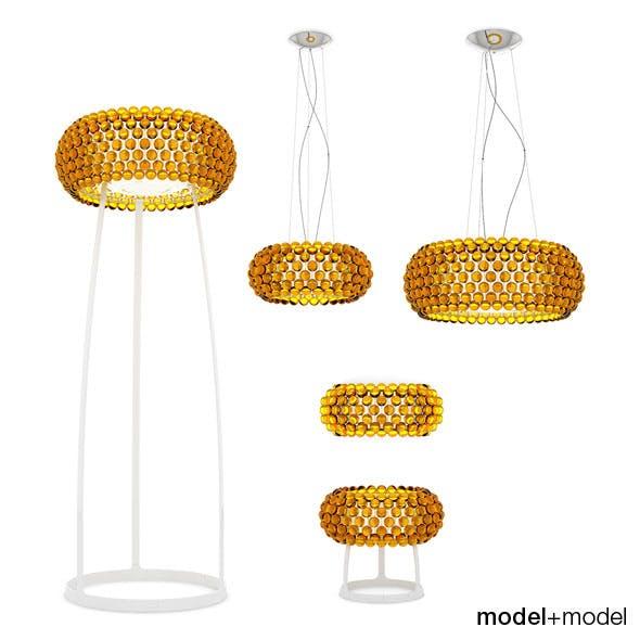 Foscarini Caboche lamps