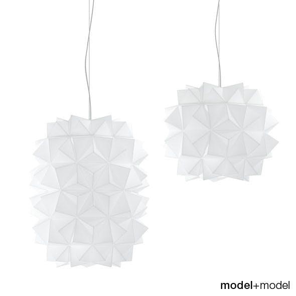 LZF Alhambra suspension lamps - 3DOcean Item for Sale