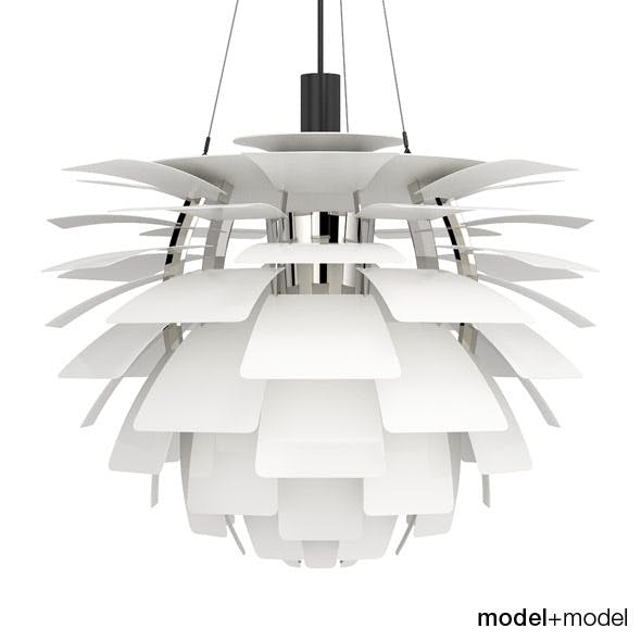 Louis Poulsen PH Artichoke suspension lam - 3DOcean Item for Sale