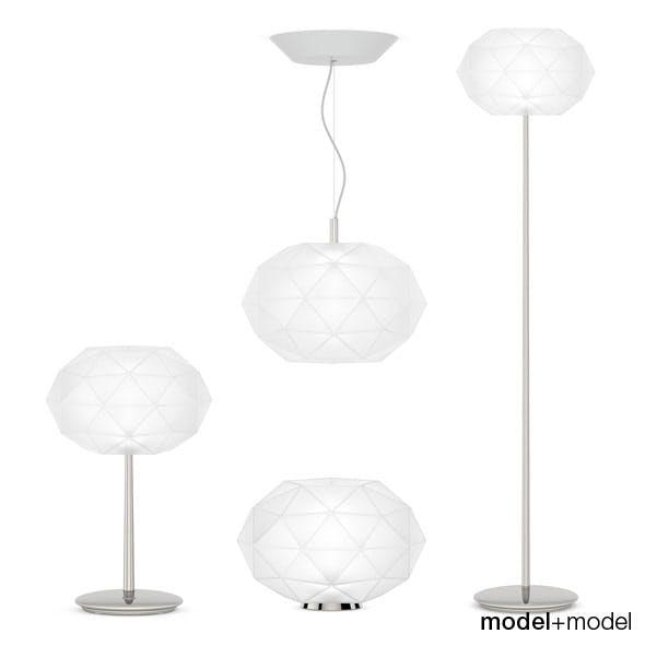 Artemide Soffione lamps