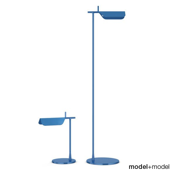 Flos Tab floor and table lamps - 3DOcean Item for Sale