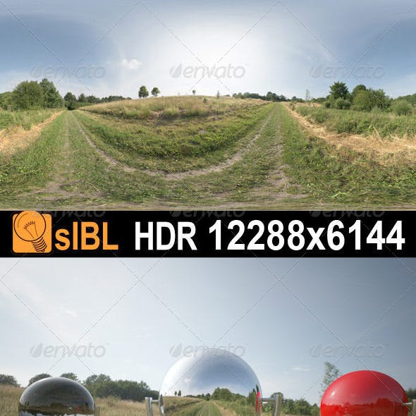 HDR 066 Grass Field sIBL