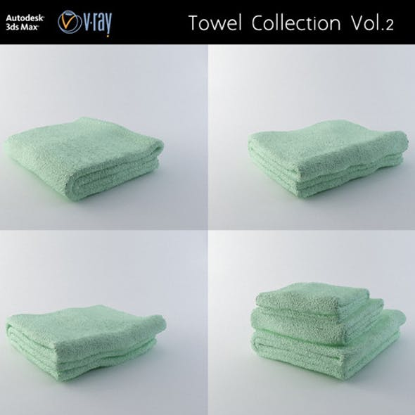 Towel Collection Vol.2