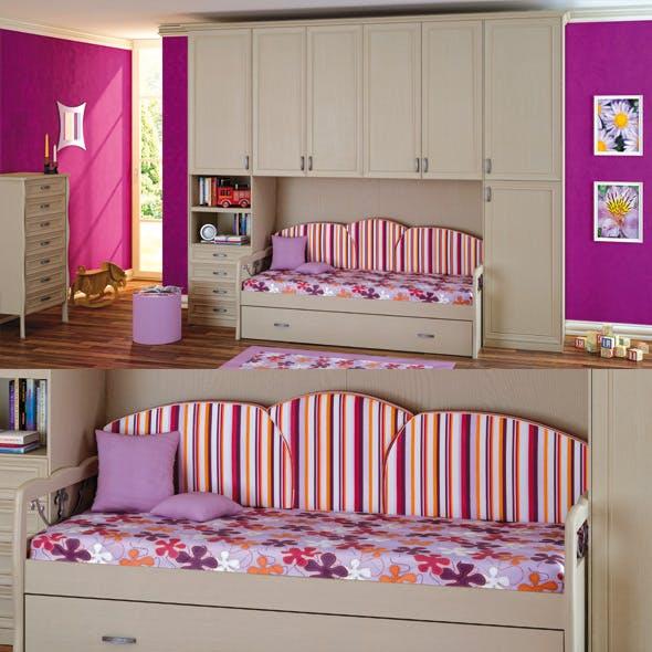 Classical Bedroom Set