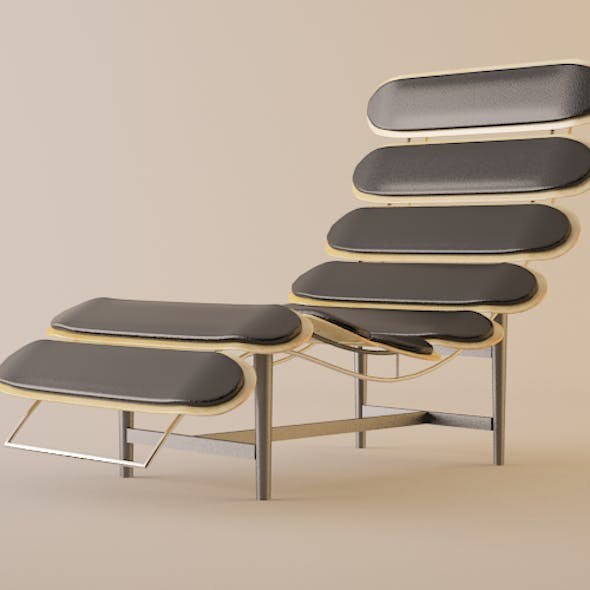 Skateboard Lounge Chair
