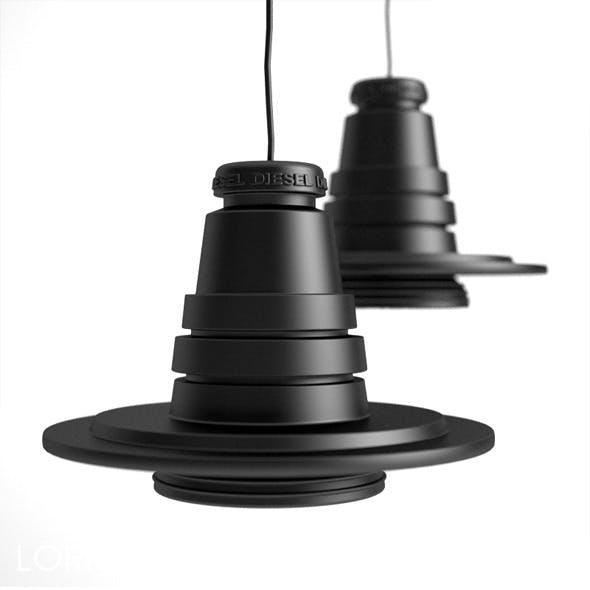Foscarini Tool Grande pendent lamp