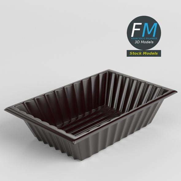 Masonry mixing tub