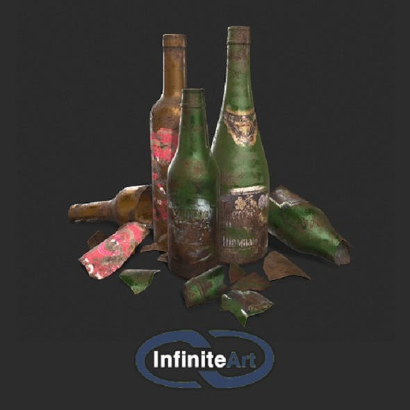 Bottle - glass and time