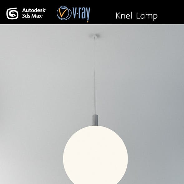 Knel ceiling lamp