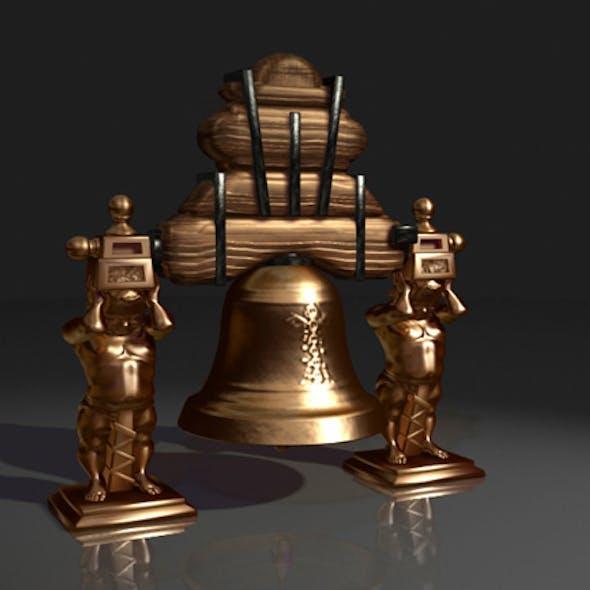 Campana de Dolores (Dolores´s Bell) - Mexico