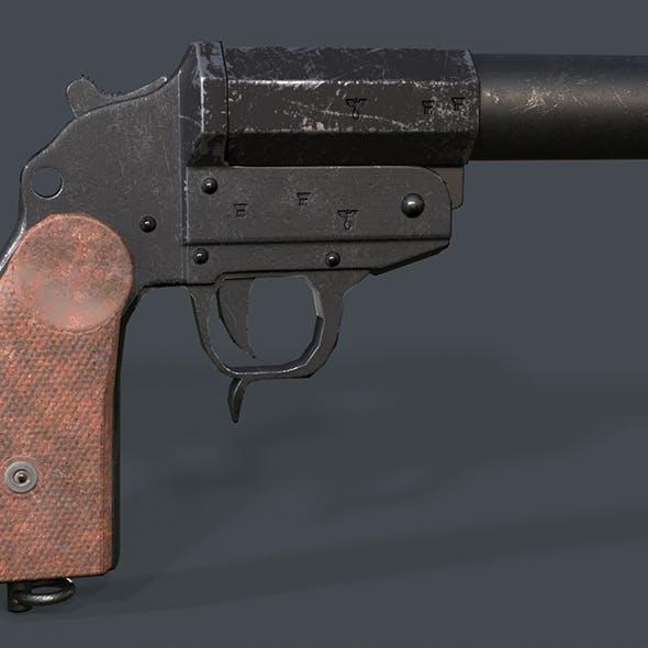 LP-34 Flare gun Germany 1939