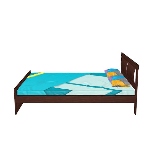 Bed 7 - 3DOcean Item for Sale