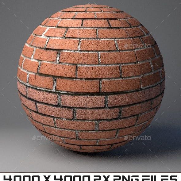 Realistic Brick Texture