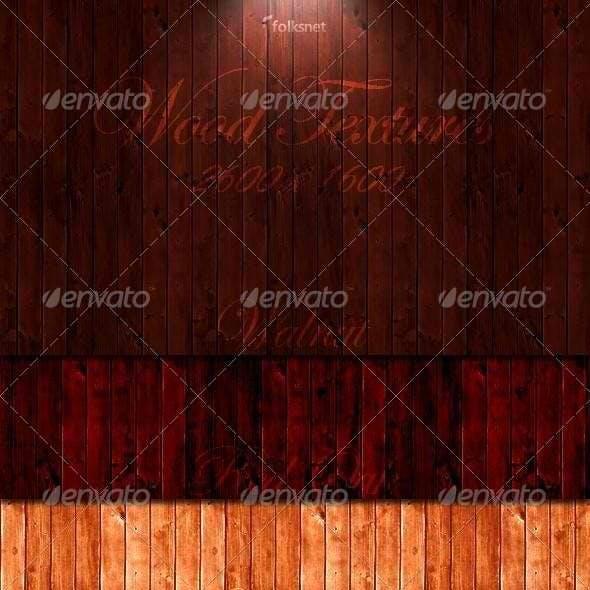 Wood Textures Set-3
