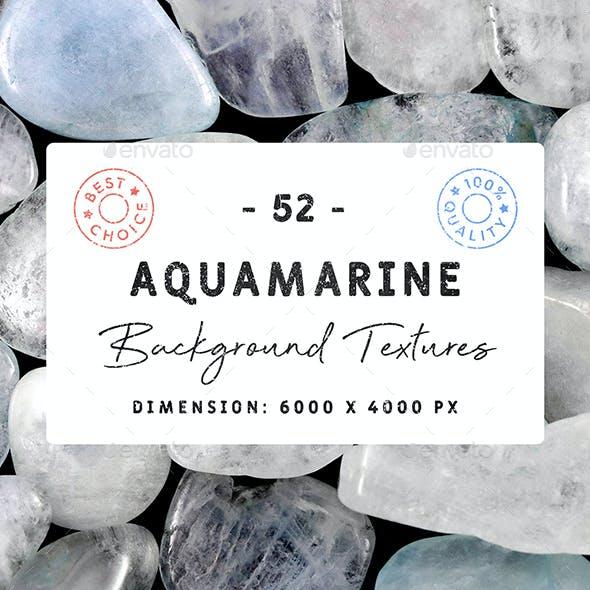 52 Aquamarine Background Textures