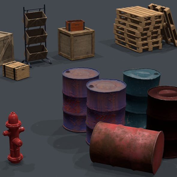 Game props