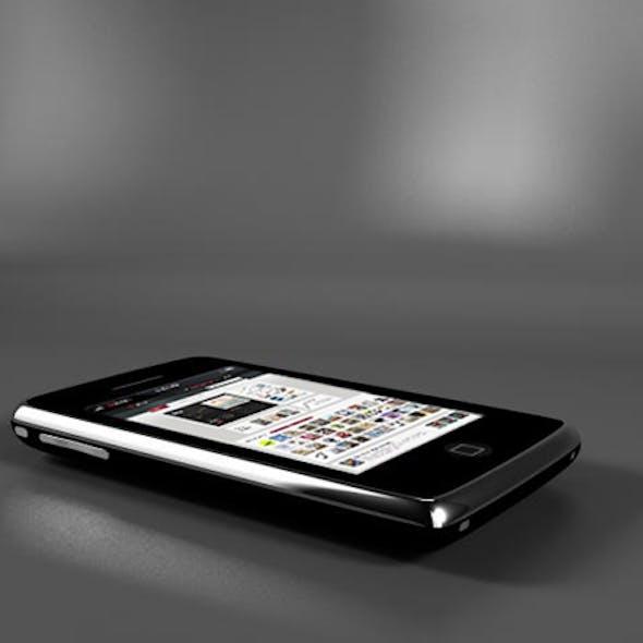 Photo_Realistic_Iphone