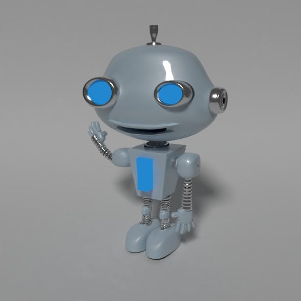 "robot mascot ""tykus"""