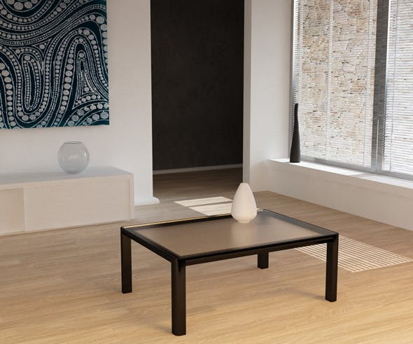 Vray interior - 3DOcean Item for Sale