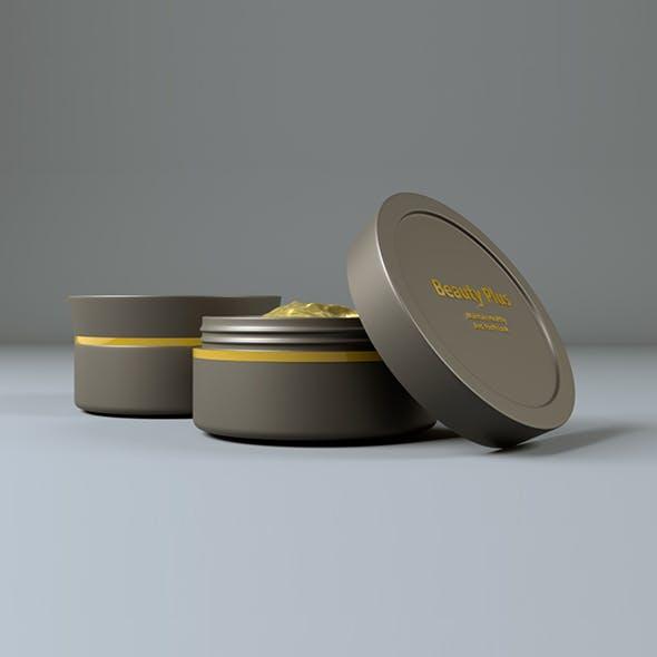skin care cream - 3DOcean Item for Sale
