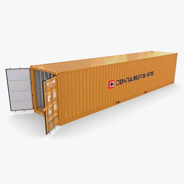 40ft Shipping Container Containerships