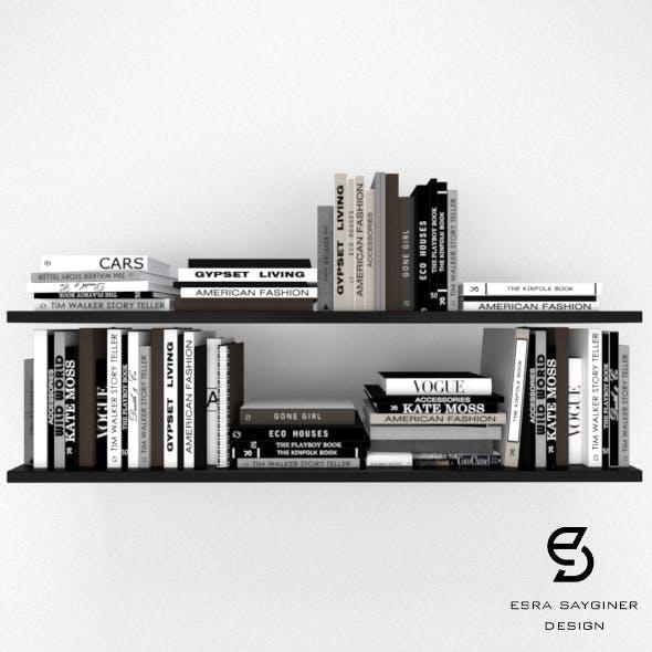 BOOK SET (VRAY+MATERIAL)