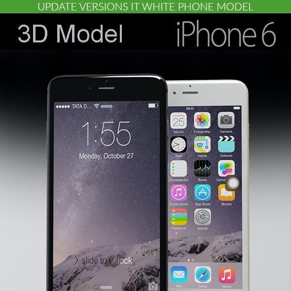 Element3D - iPhone 6 3D Model