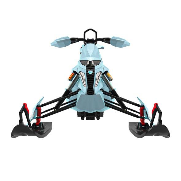 Concept Snowmobile