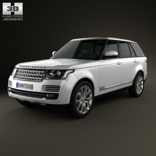 Land Rover Range Rover (L405) 2014